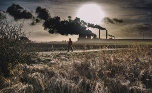 آلودگی-و-دود-هوای-کارخانه