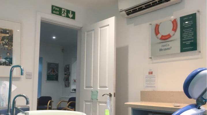 تهویه هوا در مطبهای دندانپزشکی