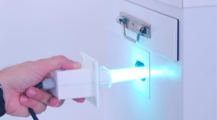 لامپ UV
